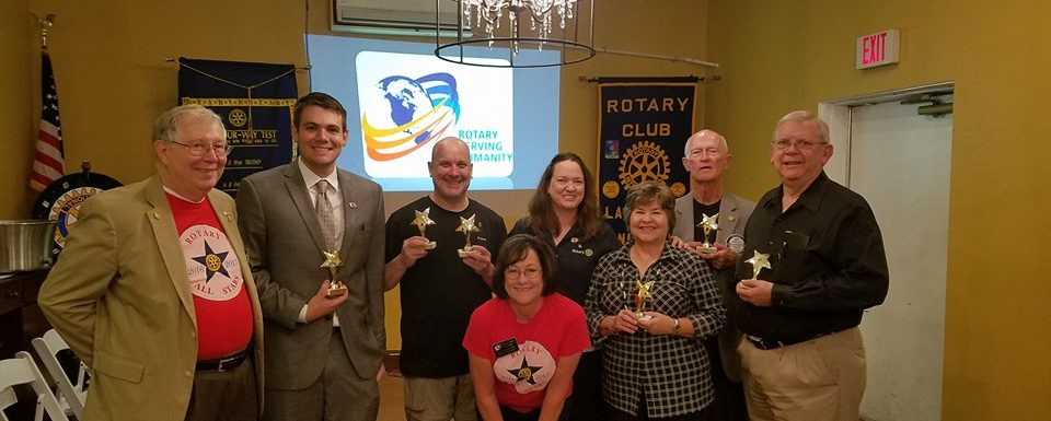 Rotary Club Group Photo