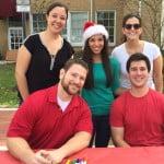 Santa's Workshop Volunteer Event