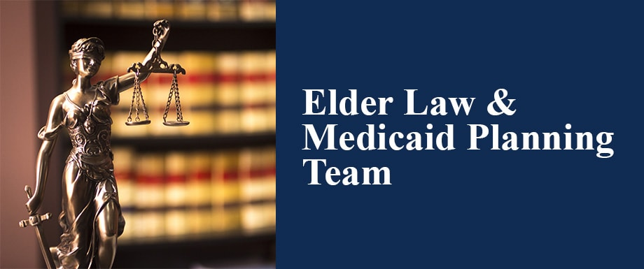 Elder Law and Medicaid Planing Team Button